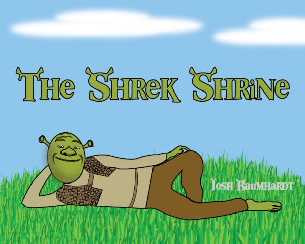 Shrek Shrine